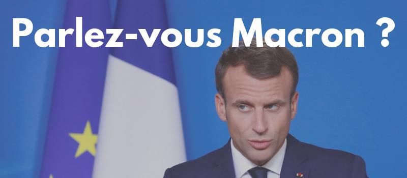 5 obľúbených výrazov francúzskeho prezidenta Emmanuela Macrona (+kvíz)